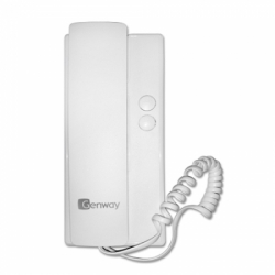 Post de interior audio, tip telefon, cu buton Mute/Unmute, Genway