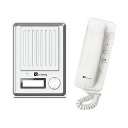 Set interfon audio pentru vila, DS2H4