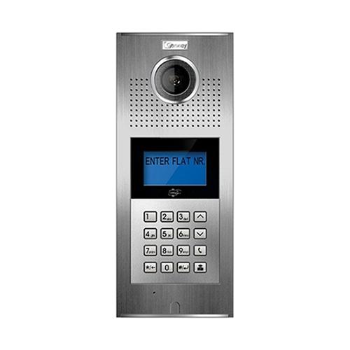 Interfon video pentru scara de bloc, camera color, C9E21L-C
