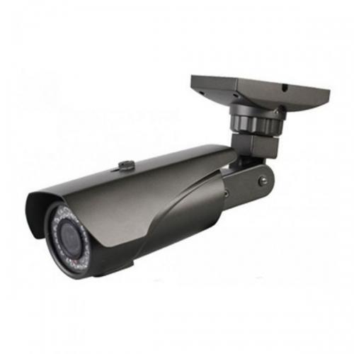 Camera de supraveghere color TVI, 1080p, 72 LED-uri, IR 60m