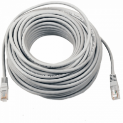 Patchcord cablu UTP CAT5 RJ45 - RJ45, 24 AWG, 20 metri
