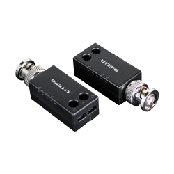 Video balun pasiv UTP- BNC (set 2 buc.), UTP101P-D1