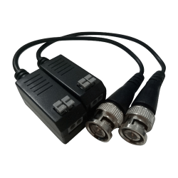 Video balun pasiv HD (pret/set 2 buc.) - HIKVISION, DS-1H18S