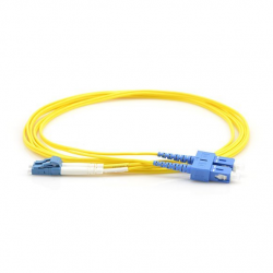 Fiber Patch Cord  3Meter (? 3mm) ,LC-SC SM DX