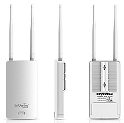 Acces point EnGenius 802.11a/n 300Mbps (2T2R) Wireless Long Range Outdoor AP / CB (ENS500EXT)